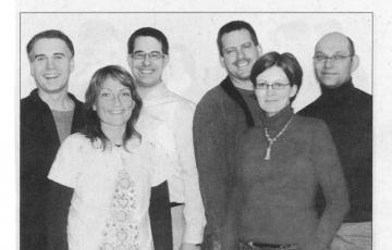 Zeitungsartikel über neuen Vorstand des Shinson Hapkido Hasselroth e.V. (Gelnhäuser Tageblatt)